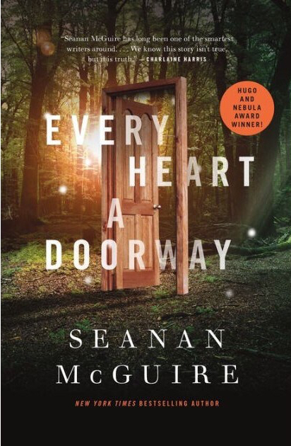 Every Heart A Doorway by Seanan McGuire – K J  White Reads